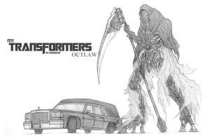 My Transformers Outlaw by NooSem