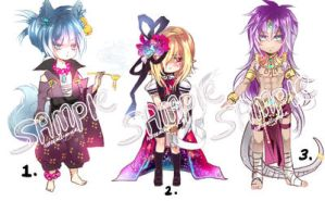 Adopt Boys batch auction ENDED by neobirdy