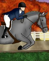 Annabelle: Derby Days 3'3 OF by crazykate1