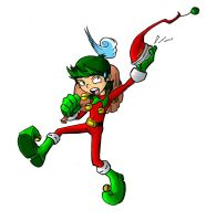 Christmas Elf - Tingle by NewEraOutlaw
