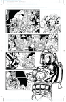 Star Wars Sample Page by TheVatBrain