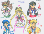 Sailor Moon forever by Nicktoons4ever