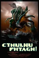 Cthulhu Fhtagn! by Loreb71