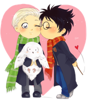 Drarry 4 by LinART