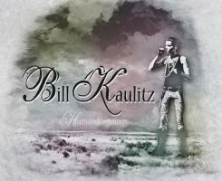 Bill Kaulitz in watercolor by NightAccio
