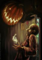 All Hallows' Night snack by Griatch-art