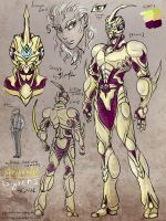 4GAUC: Guyver2 - Archanfel by Lucithea