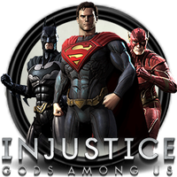 Injustice Gods Among Us by GoldenArrow253