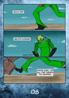 BS Round 2 :Page EIGHT: by lledra