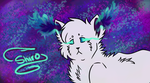 Random Galaxy Cat doodle by FmaAnimeAlchemyFreak