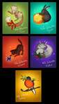 Christmas Gifts by Blackdusk