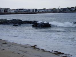 Views of the Rocky Shoreline by lilly-peacecraft