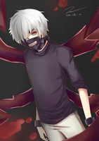 Kaneki by In-Tea