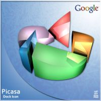 Picasa Dock Icon by AlperEsin