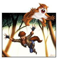 Squirrel Girl 2.0 by JamesDenton