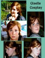 Giselle Cosplay WIP by cakesniffer2000