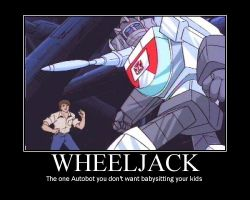 Wheeljack by CMBeckerProductions