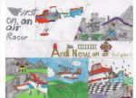 Disney's Planes Then And Now by britishman1940
