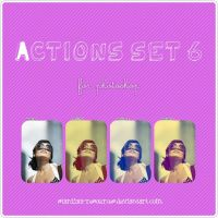 Actions set 6 by stardixa-resources