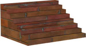 Stairs Brick Png Clipart by clipartcotttage