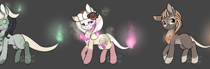 OTA Wicker Ponys CLOSED by Zanobia1127