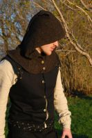 Medival Photoshoot - Hood 1 by fervalosious-stock