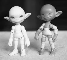 micro BJD body G2 WIP by DreamHighStudio