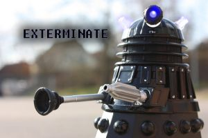Exterminate by Lari--Chan