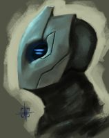 Robo sketch by StephenH-TRIPP