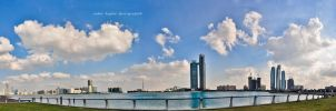 Abu Dhabi by Chanklish
