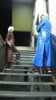 dante and vergil by sato92