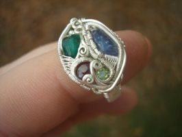 Pulmonary Ring 1 by FelixDesigns