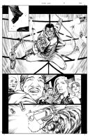 Punisher SDCC Sample Page 6 by thecreatorhd