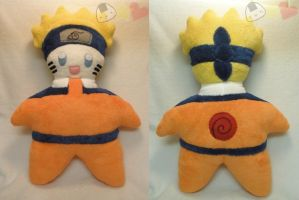 Naruto Ultra Plush Pillow V.1 by LiLMoon