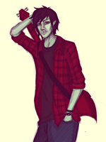 Marshall Lee, btch. by chaela0109