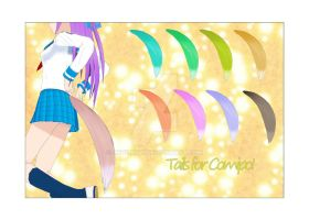 [comipo] Tails pack [Dl] by devilkkw