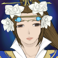 DW8 Countdown: Cai Wenji by NohrPrincess
