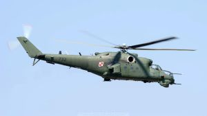 Polish Mi-24W Hind by KacperJ