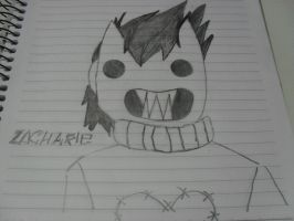 OFF game-Zacharie by dianaTR
