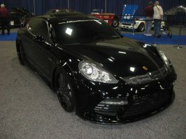Porsche Panamera Turbo Tuned by granturismomh