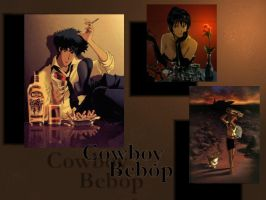 Cowboy Bebop Wallpaper by Moniver