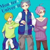 Monsters Universtiy by 28369452