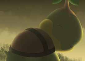 Turtwig by All0412