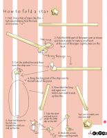 How to fold a star by iOonchi