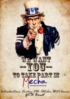 We Want You by madcom13