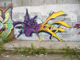 graffiti 2 by yesprios