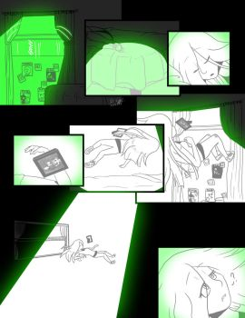 Haunted Cosmos - page 12 by OhDormouse