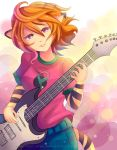 Strumming My Six String by Kurama-chan by BalloonPrincess