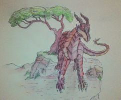 Earthdragon by Chequer