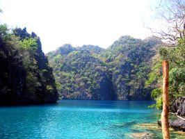 Coron Island, Palawan by tuting